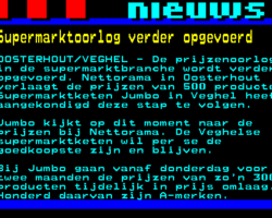 Oorlog in Nederland!