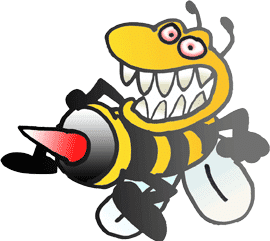 Bee! What's the buzz?