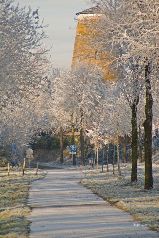 Kortgene Winter 12/2007
