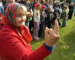 Tip voor alle bejaarden: