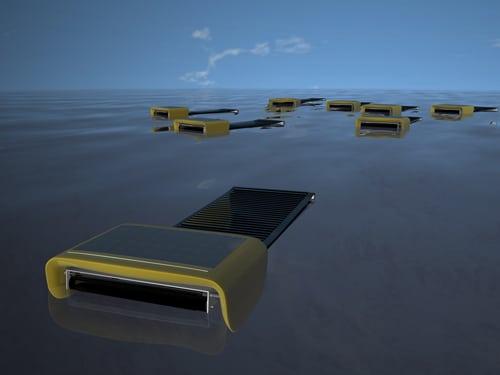 Seaswarm prototype