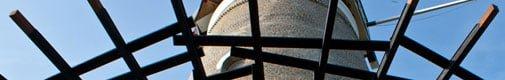 Molen De Korenbloem Kortgene - stelling, detail