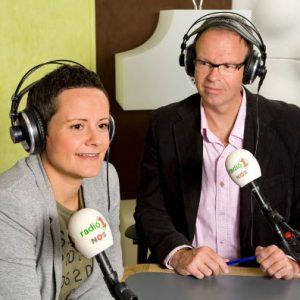 Het NOS radio 1 journaal is geformatteerd