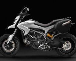 Ducati HyperStrada test