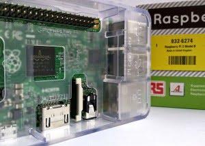 Raspberry Pi als mediaspeler – update